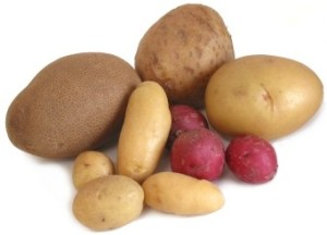 potato diet myths
