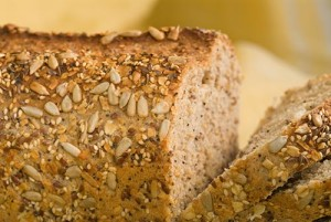 Healthy bread fibre