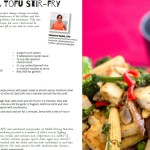 Veggie Fiesta Tofu Stirfry – The APD Cookbook